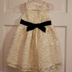 Holiday Dress for Toddler Girls